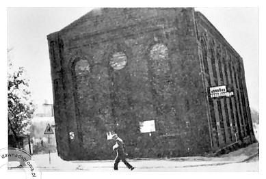 Synagoga w Dąbrowie Górniczej